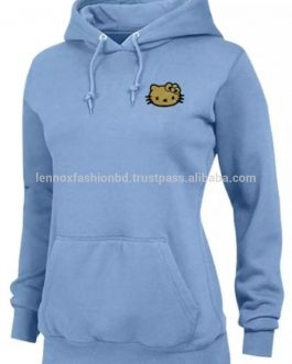 Factory Price high quality fleece oem logo custom wholesale cotton polyester blend 360gsm plain blank casual oversized women hoodies