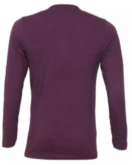 Wholesale Price Mens Custom 100% Cotton Long Sleeve T Shirt,New Design Cheap Mens Sports T-shirt 100% Cotton (Copy)