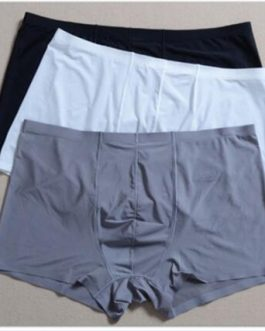 Wholesale High quality 95%cotton and 5%spandex custom underwear men boxer