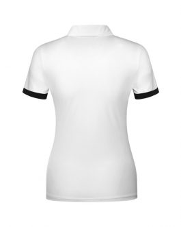 Wholesale Woman Polo Shirts Customized Logo Short Sleeve Women's Solid Casual Shirts