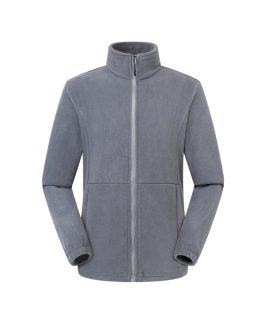 Wholesale custom100% polyester polar fleece Jacket