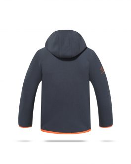 wholesale custom100% polyester polar fleece hoodies
