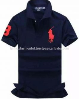 fancy polo tshirts Yarn Dyed Engieer 100% cotton sell Export Oriented Short Sleeve Men's Polo Shirts Bangladesh