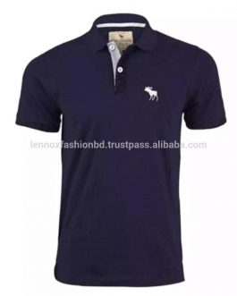 fancy polo tshirts Stylish Yarn Dyed Engieer 100% cotton sell Export Oriented Short Sleeve Men's Polo Shirts