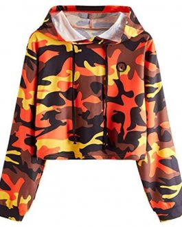 Amazon whosale ODM&OEM high quality hot sale Army and camo Print hoodies for women fashion oversize zipper women's hoodies