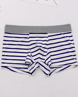 Strip New Style High Quality Mens Underwear shorts boxers for men