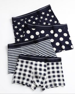 Men's All Over Print Boxer Briefs Collection