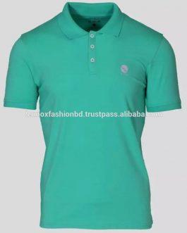 Wholesale Trend Short Sleeve Latest New Design Poloshirt Customized For Men