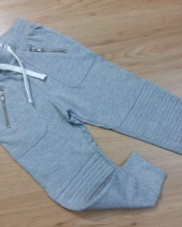 kids 2020 new autumn clothes for boys and girls long pants with knitting warm breathable children sports trouser