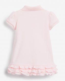 Summer Girls Casual Cotton Short Sleeve Polo Shirt Collection