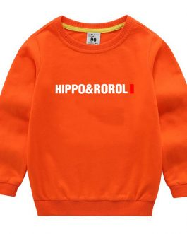 Hot Sale Play kids New Kids Custom Printed Clothes Long Sleeve Baby Boy Sweatshirts (Copy)