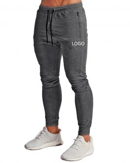Mens Premium Joggers Side Pocket Joggers