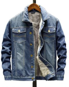 Hot sale fashion Custom Mens Jeans Jacket Denim Collection