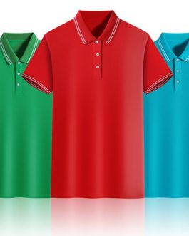 Neck Golf Collar Casual Stylish Elastane Original Short Sleeve Verified Men's Polo t-shirts