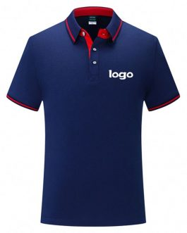 Customize Logo Casual Stylish Elastane Original Short Sleeve Men's Polo t-shirts
