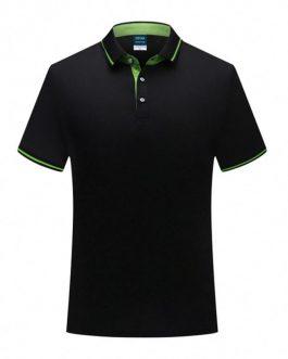 Fashionable And Stylish Elastane Short Sleeve Men's Polo t-shirts