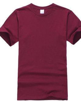 Customize Logo 100% Cotton 180gsm Mens T shirts
