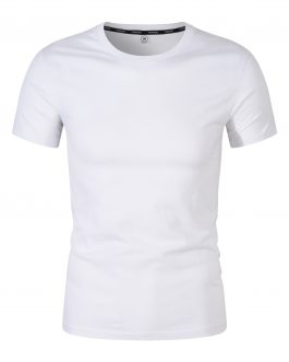 180g Great Quality 100% cotton ,65% cotton 35% polyester and 100% polyester men's tshirt