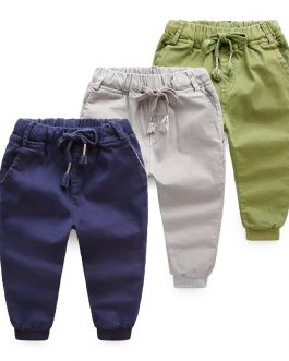 Full Printing And Solid Cotton Harem Pants For Boys Collection