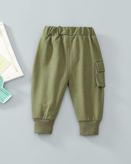 Latest Style Children's Sport Trousers Thin Style Pants Collection