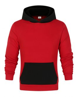 High Quality Custom Printed Mens Hoodie Fleece Oversize Hoodies