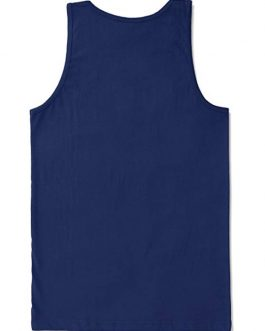 Mens Solid Plain Custom Logo Gym Fitness Tank Top Collection