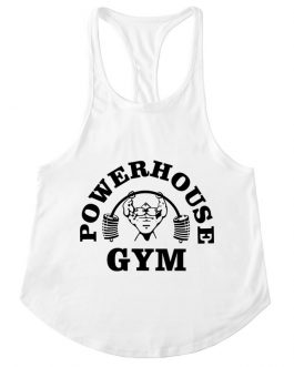 New Printed Mens Gym Fitness Stringer Tank Top Collection