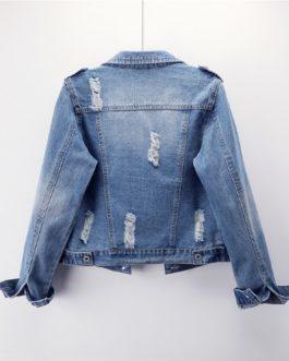 Hip Hop Stylish Fashion Women's Denim Jean Jackets Collection