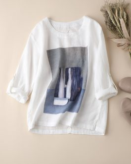 Latest Casual Women's Long Sleeve Printed T-Shirt Collection
